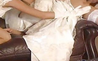 claudia jameson and rita faltoyano hawt brides