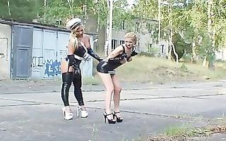 fetish fucking lesbos