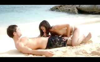 daintily hot paramours sex on the beach