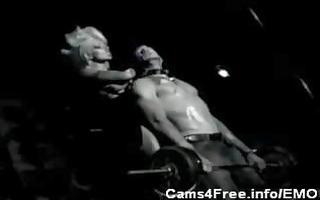 emo film noir sexy punk gangbang!