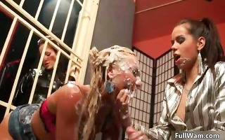 obscene harlots go mad sharing an hard part4