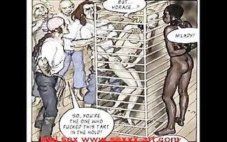 erotic servitude comics hardcore sex