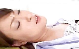 diminutive angel sucking sleeping woman nipples