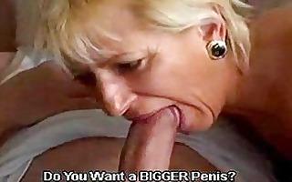 avid old mom receives drilled hard