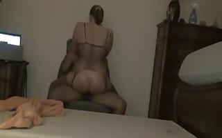 interracial mature porn clip large arse lady