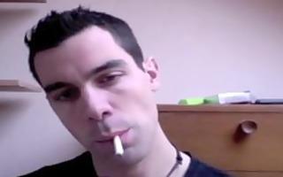 pissing, smoking, and cumming