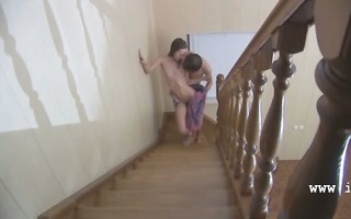 ivana babysitter out of the shower