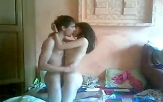 youthful pair homemade sex tape