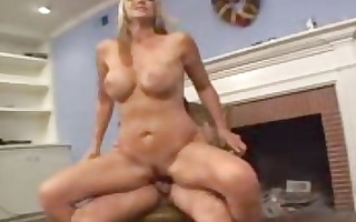 hawt mamma t live without to fuck her sons friend