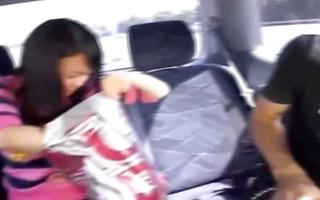 dilettante tokyo slut in the car