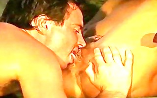 angelica bella and simona valli in retro gang bang