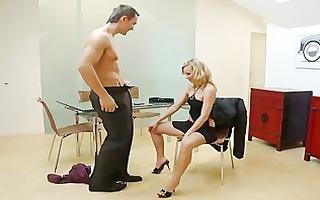blondie copulates pumped up boy