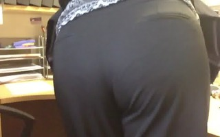 aged english teacher booty secret clip