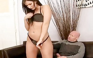 grandpapa fucking with angel