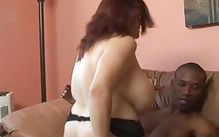 lush ass in stockings looks appetizing!
