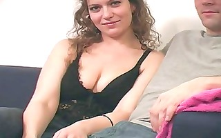 breasty amateur has awesome nipps - cireman