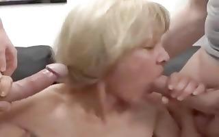 skinny granny some pleasure