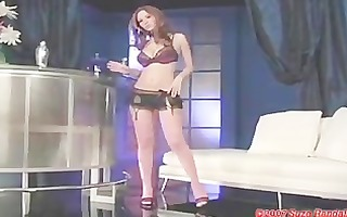 smokin striptease