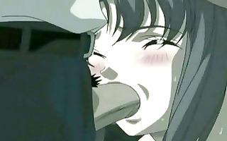 coarse sex anime