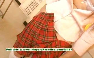 nazuna otoi virginal naughty japanese teacher