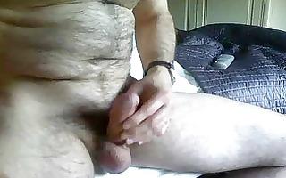 masturbation with insertion &; cum discharged