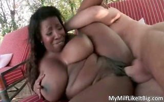 biggest boobs large ass busty obese swarthy