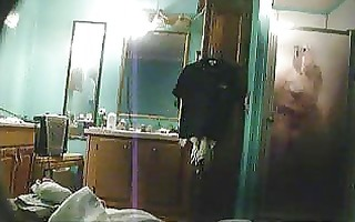 wife shower masturbation
