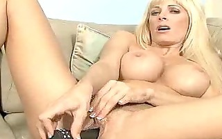 holly is a smoking sexy blonde