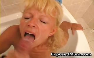 mom engulfing her neighbors schlong part1