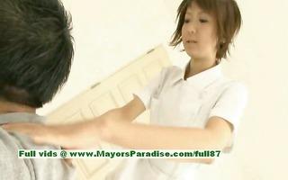 miriya hazuki sinless oriental hotty giving a