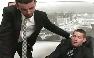 office manager gets seduced