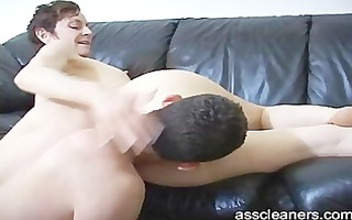 juvenile dude licks and pleasures lustful old