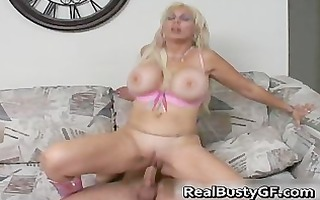 ginormous scoops milf cookie crushed part6