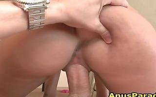 tattooed slut riding plump shlong like a pro part4