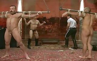 hot men caught by gay policemen