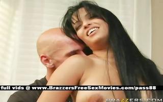 breasty mommy does fellatio