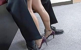 wife walks in on her spouse secretary