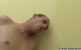 homo fellows butt to face large cumshots