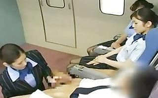 flight stewardess uncommon work