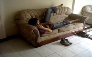 mexican lad acquires caught jerkign off