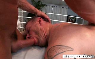 massagecocks entice bear wang