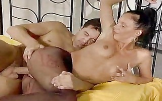 panty pantyhose model acquires hosing