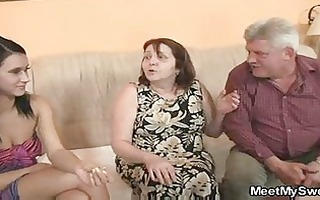 sinless hotty is enticed by her boyfriends mama