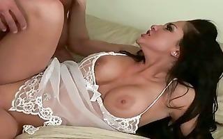 gorgeously hawt audrey bitoni acquires her vagina