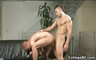 college hunks paulie vauss and rob ryder part1