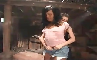 dark and white lesbo whores syndee capri and
