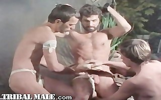 vintage gay s&m feature film: centurians of