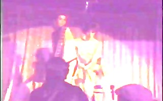 vintage: hard fuck on stage