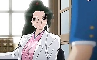 hentai dark brown receives screwed hard
